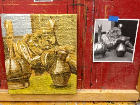 Painting tiles 3
